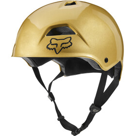 Fox Flight Sport - Casco de bicicleta Hombre - Dorado
